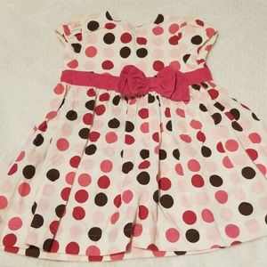 Girls 18m corduroy dress